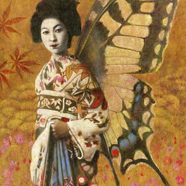Michael Thomas - Winged Geisha