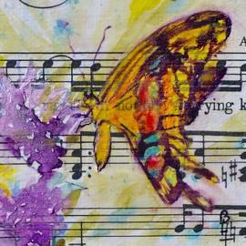 Wings II by Beverley Harper Tinsley
