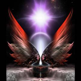 Xzendor7 - Wings Of Anthropolis HC Fractal Composition