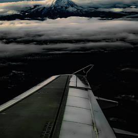 Wings Over Rainier by Jeffrey Jensen