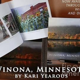 Winona Minnesota Photo Book By Kari Yearous Informational Listing by Kari Yearous
