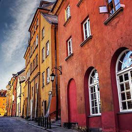 Winsome Warsaw  - Carol Japp