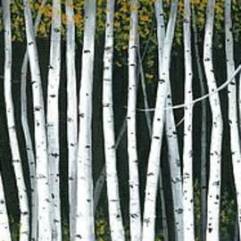 Michael Swanson - Winter Aspen 3