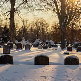 Kirkodd Photography Of New England - Winter Cemetery
