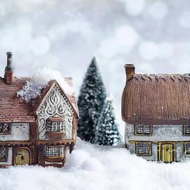 Winter Cottages - Amanda Elwell