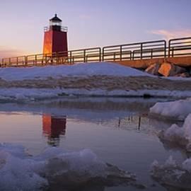 LuAnn Griffin - Winter Evening at the Beach