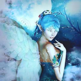 Alicia Hollinger - Winter Fairy in the Mist