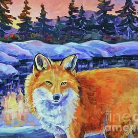 Winter Fox by Harriet Peck Taylor