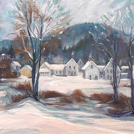Winter in New England by Nancy Griswold