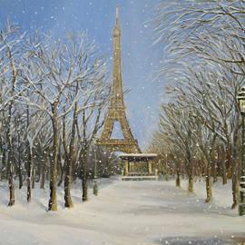 Kiril Stanchev - Winter In Paris