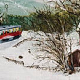Elaine Berger - Winter in Sweden