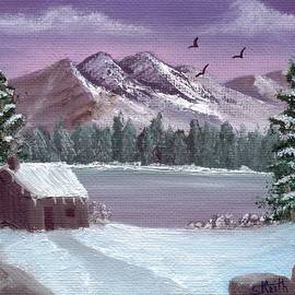 Sheri Keith - Winter in the Mountains