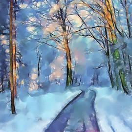 Nick Arte - Winter Landscape III