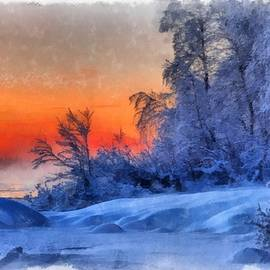 Winter by Maciek Froncisz