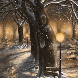 Veronica Minozzi - Winter magic
