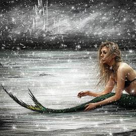 Justin Gedak - Winter Mermaid