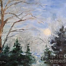Lori Pittenger - Winter Moon Rising