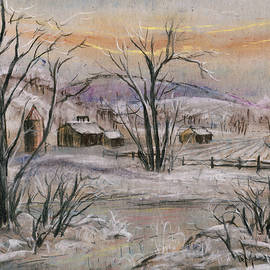 Natalie Holland - Winter On The Farm
