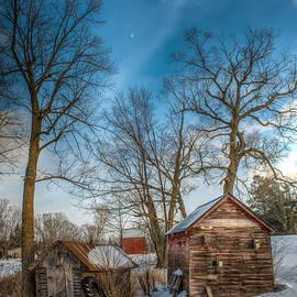 Paul Freidlund - Winter on the Homestead