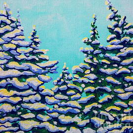 Jackie Carpenter - Winter Pines