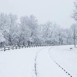 Steve Gadomski - Winter Rail Galena Illinois
