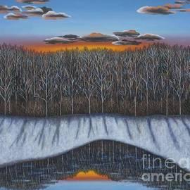 Winter Reflection - Scott Kahn