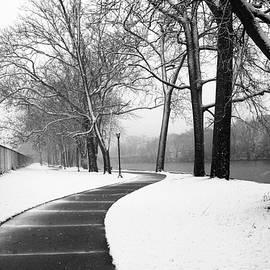 Rory Cubel - Winter Riverwalk      November  Indiana