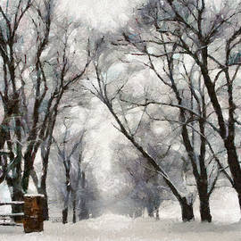 Ronald Bolokofsky - Winter Road