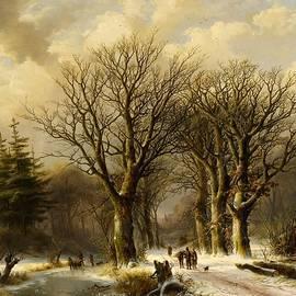 MotionAge Designs - Winter Scene in Reichswald