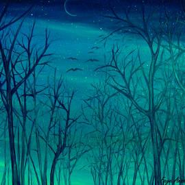 Winter Silence by Faye Anastasopoulou