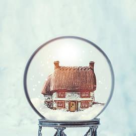 Winter Snow Globe - Amanda Elwell