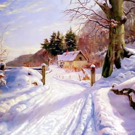Georgiana Romanovna - Winter Snow Glow