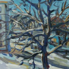 Kate Kozlova - Winter tree.