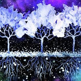 Lilia D - Winter Trees 1