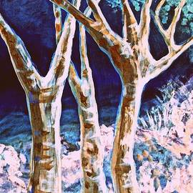 Em Scott - Winter Trees
