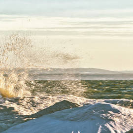 Winter Waves by Phill Doherty