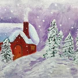 Judy Jones - Winter Wonderland
