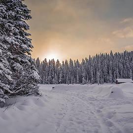 John Duffy - Winter Wonderland Sunrise