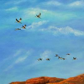 Vicki Caucutt - Wintering In New Mexico