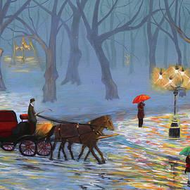 Ken Figurski - Winters Eve In Color