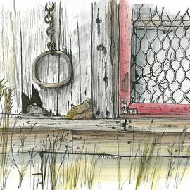 Albert Calzetta - Wired Window