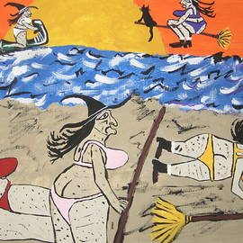 Jeffrey Koss - Witches Day At The Beach