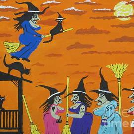 Jeffrey Koss - Witches Prom Night