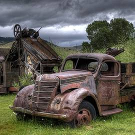 With Age Comes Rust by Michael Morse