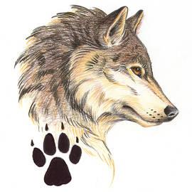 Melissa A Benson - Wolf Head Profile