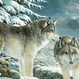 Blackwater Studio - Wolf Watch
