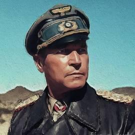 Wolfgang Preiss, Vintage Actor - John Springfield