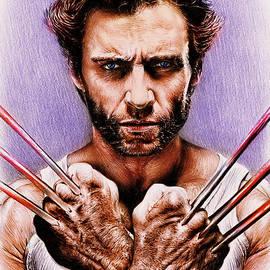 Andrew Read - Wolverine Adamantium Version 2