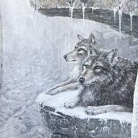 ML McCormick - Wolves - Friends Forever