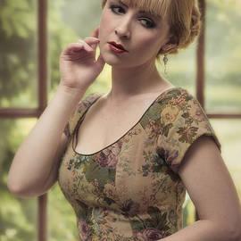 Woman At The Window - Amanda Elwell